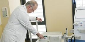 Seguimiento de pacientes de diálisis peritoneal y hemodiálisis domiciliaria mediante control telemétrico