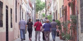 Implantació projecte de prescripció social al barri de la Sagrada Família de Barcelona