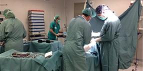 Reducció en més de dos dies l'estada hospitalària dels pacients tributaris d'artroplàsties